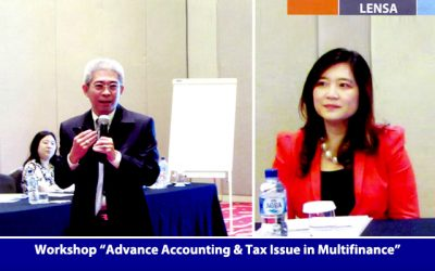 WORKSHOP ADVANCED ACCOUNTING & TAX ISSUE
