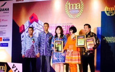 BIMA FINANCE RECEIVED AWARDS IN 2016