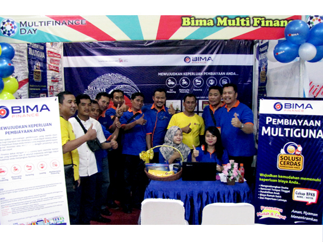 MULTIFINANCE DAY 2016 IN BANDAR LAMPUNG