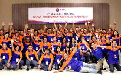 2ND SEMESTER MEETING 2015