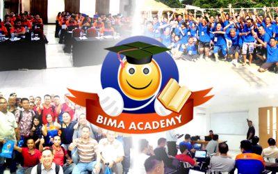 TRAINING & EDUCATION BIMA ACADEMY